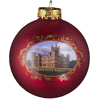 Amazon.com: Kurt Adler Downton Abbey Pull Bell Christmas Ornament ...