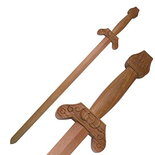 BladesUSA 1602 Martial Art Hardwood Training Tai Chi Sword 36-Inch Overall