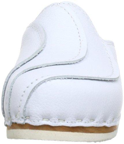 femme Sport Mules Woody 6520 Blanc Weiß 23 Nappa tTvUqf