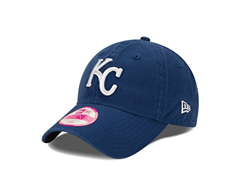 MLB Kansas City Royals Women's Essential 9Twenty Adjustable Cap -
