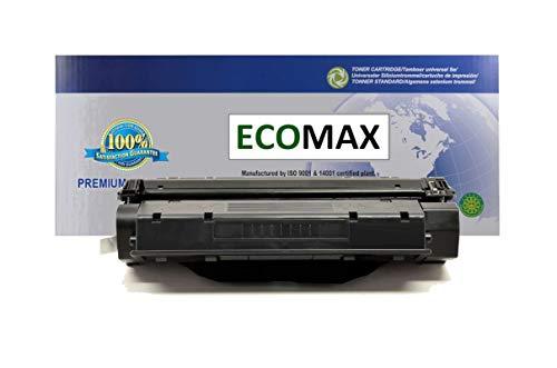 ECOMAX Compatible S35 Black Toner Cartridge, For Replacement Use In FAX-L170 L380 L390 L390S L398 L398S L400 L408 L408S, LBP-1210, PCD-320 340, imageCLASS D323 D383 D320 D340, laserCLASS 510 spplies