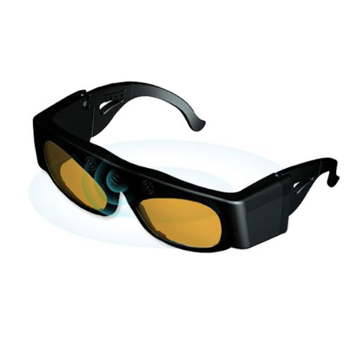 iGlasses Ultrasonic Mobility Aid- Tinted Lens by Ambutech