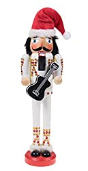 Classic Rockstar Nutcracker by Clever Creations | Wooden...