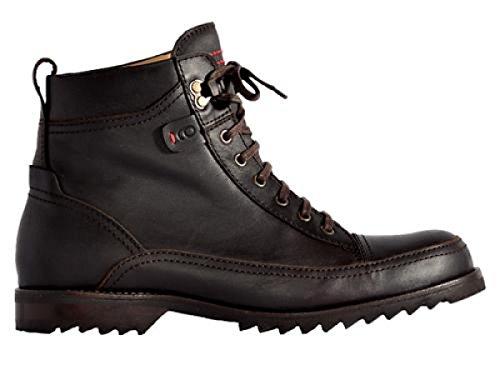 Wolky Comfort Boots Bull 530 braun Leder