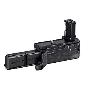 Sony VG-C2EM - Accesorio de Agarre Vertical para cámaras Sony α7II, Negro