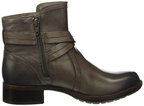 Rockport Women's Copley Waterproof Caroline - CH INTL Short Boots Grey - Grau (Grey (030)) oFmz0