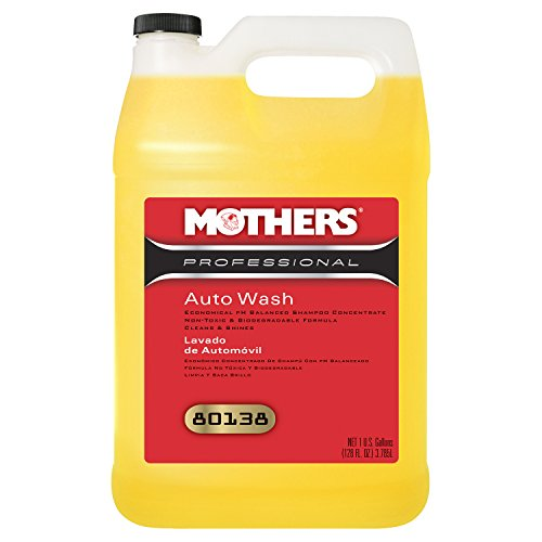 mothers car wash soap - 3