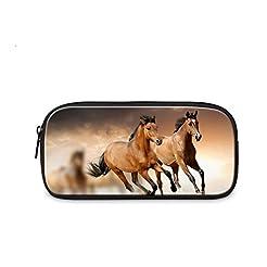 Generic Animal Horses Pen Holder Bag Kid...