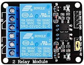 5V Modulo Relè Interfaccia Scheda Con Optocoupler Per Arduino Raspberry Pi