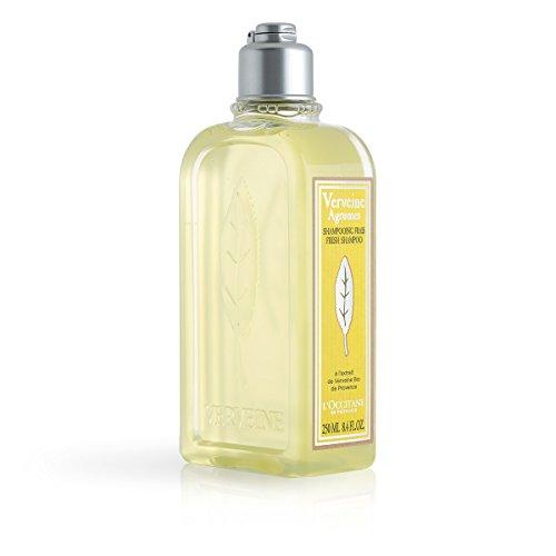 LOccitane Crisp Citrus Verbena Shampoo Enriched With Grapefruit Extract and Organic Verbena, 8.4 Fl. oz.