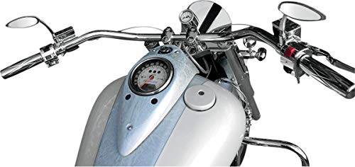 Mean Streak Handlebars - Baron Custom Accessories Star Bar Handlebar BA-7300-00