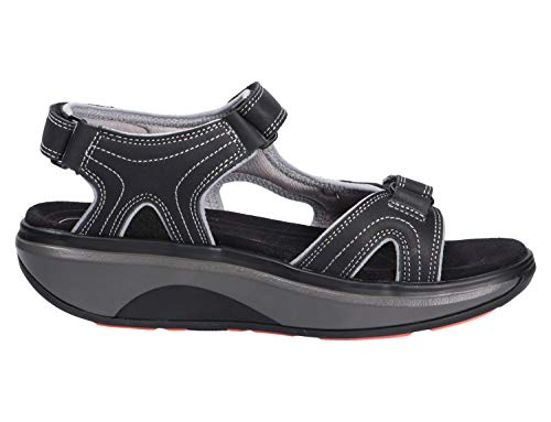 Womens Nubuck Ii Sandals Nero Id Joya Cairo OgfdOF
