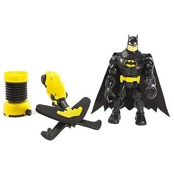 Amazon.com: Traje de Batman (NEGRO Versión) – 6 DC Super ...