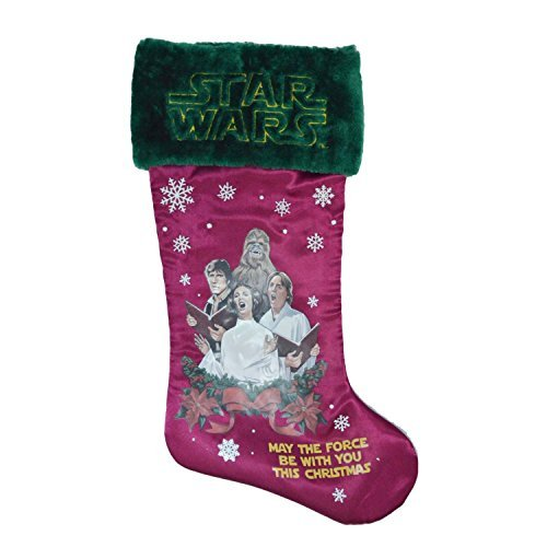 Star Wars Stocking Carolers