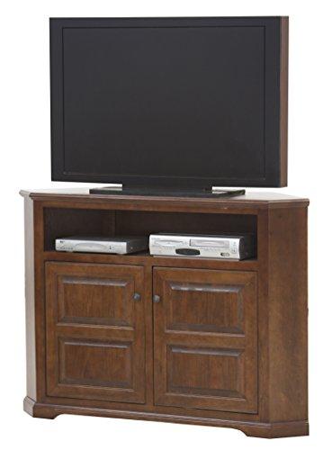 Eagle 92743RPBC Tall Savannah Corner TV Console, 56