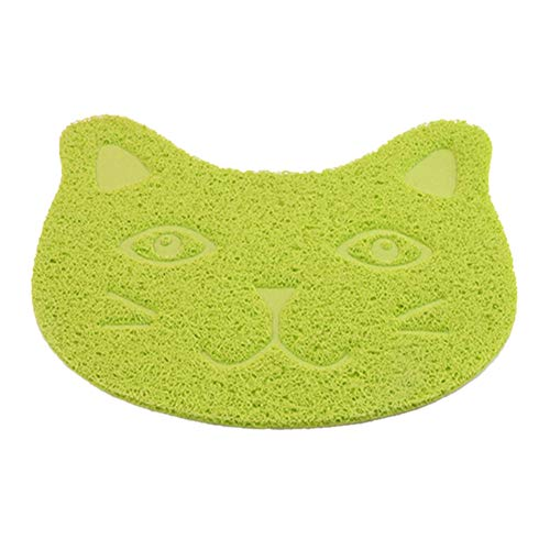 "Patgoal Cat Litter Mat 12"" x 16"" Kitty Litter Trapper Scatte"