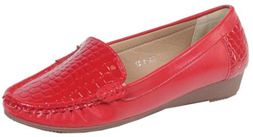 chiuse trendBOUTIQIE Donna Rosso Rosso Scarpe f8x8naB