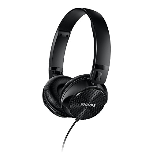 Philips SHL3750NC/27 Noise Cancellation Headphones, Black