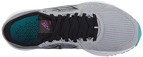 Damen New Balance schwarz Vazee grau Pace Laufschuhe V2 qCpZC