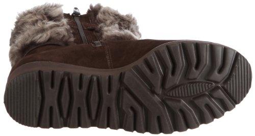 Hassia Udine, Brede H 2-306132 Laarzen Voor Dames Bruin / Espresso / Mokka