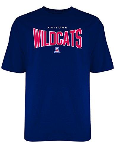 Old Varsity Brand NCAA Arizona Wildcats Men's Everlasting Tee, XX-Large, -