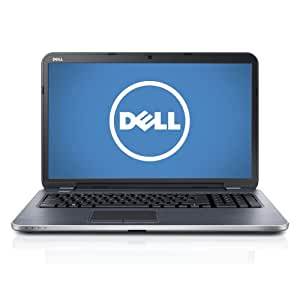 Dell Inspiron 17R 17.3-Inch Laptop, Moon Silver (i17RM-8355sLV)