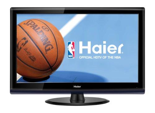Haier HL19LE2 19-Inch LED HDTV, Black