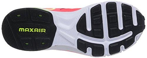 mujer 0 VOLT deporte de NIKE WHITE HYPER sintético Run material Calzado RD de Max 5 Wmns Air ACTN PUNCH Lite wwxzO7a