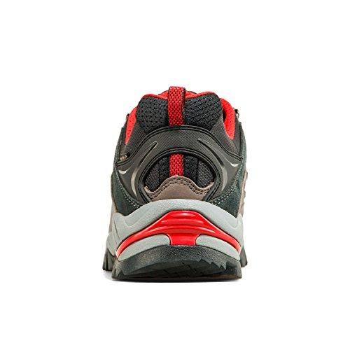 Indossare Sportive Gray Passeggio Antiscivolo Impermeabili Da Uomo Suetar E Di Comodo Scarpe Respirabili Autunno Resistente Estate Moda donna B0wwqa1n