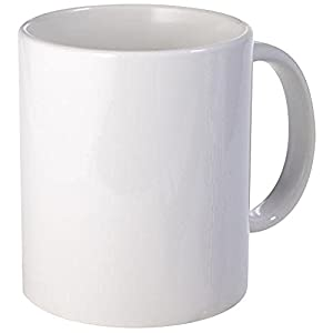 Amazon Com Cafepress Plain Blank Mugs Unique Coffee