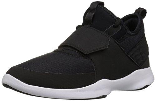 Silver Kids Trainer (PUMA Unisex-Kids Dare Trainer Sneaker, Black Silver, 12.5 M US Little Kid)