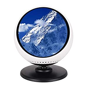 Nedoz Supporto Regolabile per Echo Show 5 Compatibile con Echo Spot Bianco