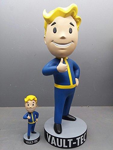 Vault Boy 111 Charisma Mega Bobblehead by Fallout