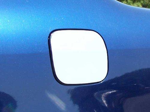 (QAA FITS Corolla 2003-2008 Toyota (1 Pc: Stainless Steel Fuel/Gas Door Cover Accent Trim, 4-Door) GC24112)