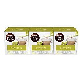 Nescafé DOLCE GUSTO Magnum Café CAPPUCCINO – Cápsulas de Café – 3 x 30 – 90 Cápsulas