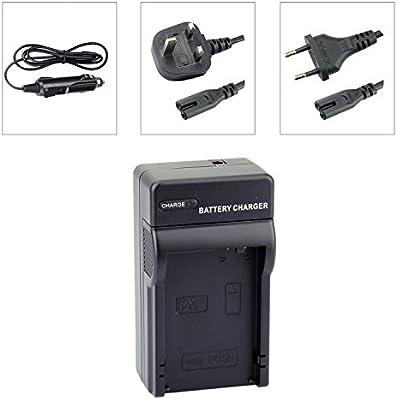 DSTE LP-E8 Baterías Cargadores Compatible con Canon EOS 550D 600D 650D 700D Kiss X4 X5 X6i X7i Rebel T2i T3i T4i T5i Camera as LC-E8C: Amazon.es: Electrónica