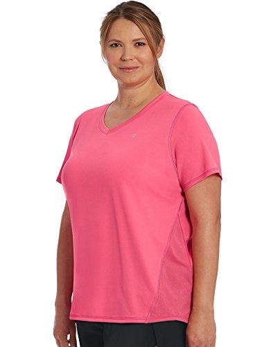 8cb233438ad Champion Women s Plus Size Double Dry Select Tee w - Choose SZ color ...