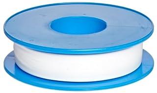 "Dixon Valve TTC50 PTFE Industrial Sealant Tape, -212 to 500 Degree F Temperature Range, 3.5mil Thick, 1296"" Length, 1/2"" Width, White (B00DE8F5I2) | Amazon Products"