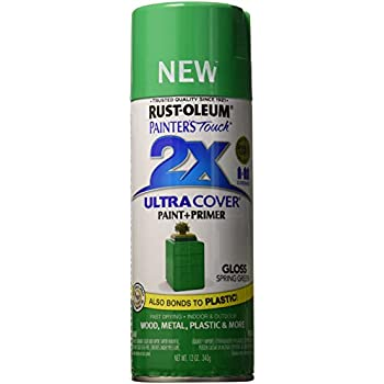 Amazoncom Rust Oleum 314751 Painters Touch 2x Ultra Cover 12 Oz