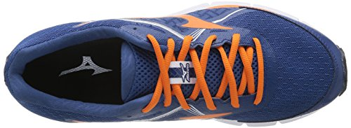 Dark Blue Homme Wave 6 Ultima White Blau Mizuno Flâneurs Vibrant Orange O6YFq