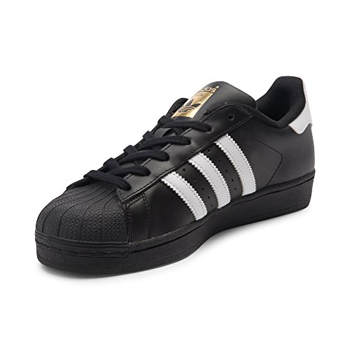 Adidas Black Femme Sneakers W goldlabel Basses Superstar white TX7rqT