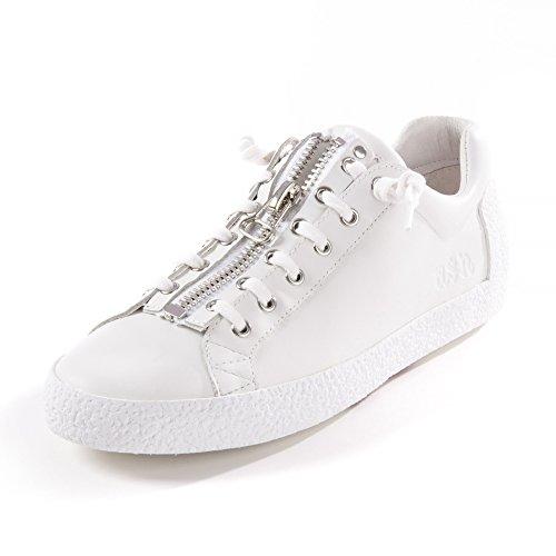Nirvana Mujer Negro Zapatillas Blanco Zapatos Ash qw1Bp5Axg