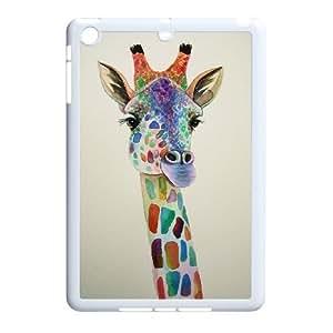 Best Quality [LILYALEX PHONE CASE] Giraffe Pattern For Ipad Mini Case CASE-10