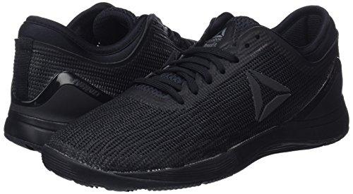 Black Black para 0 Mujer 000 de Black Crossfit Deporte Negro Nano 8 Zapatillas Reebok xAw7Zq4FF