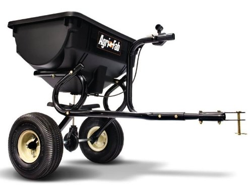 Agri Fab Tow Broadcast Spreader (Agri-Fab 45-0315 85-Pound Tow Broadcast Spreader)