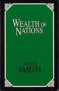 Wealth Nations Illustrated Adam Smith ebook product image