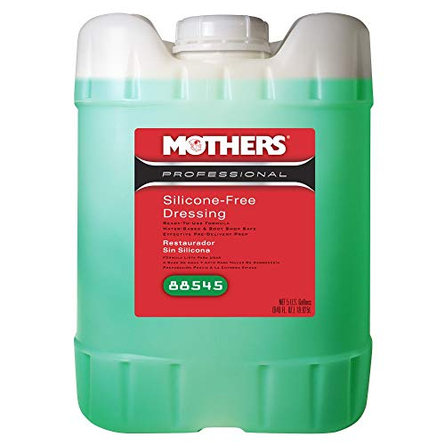 Mothers 88545 Professional Silicone-Free Dressing - 5 Gallon