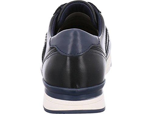 black Sneakers 1 Noir Basses Avato Homme Salamander nwWXa60qx