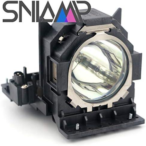 元の DT01911 交換用プロジェクターランプ UHP 430W 電球ハウジング付き、Hitachi CP-WU9100B CP-WU9100 CP-WU9100W CP-HD9950 CP-HD9950B プロジェクター用