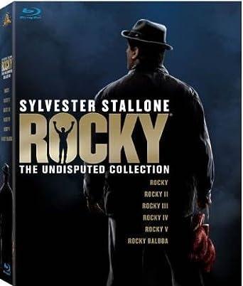 Rocky Saga-hmv Excl [Blu-ray] [Import anglais]: Amazon.es: Cine y Series TV